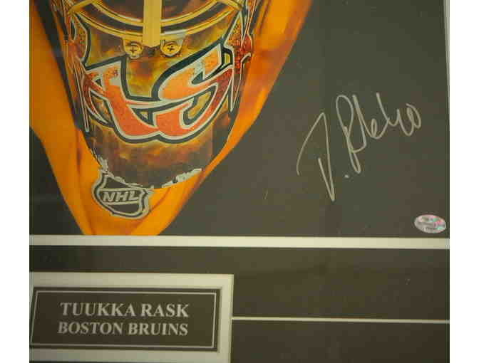 Photo of Bruin's Goalie - Tuukka Rask