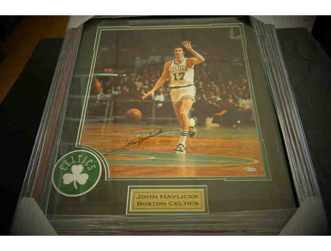 Photo of Celtics Great - John Havlicek
