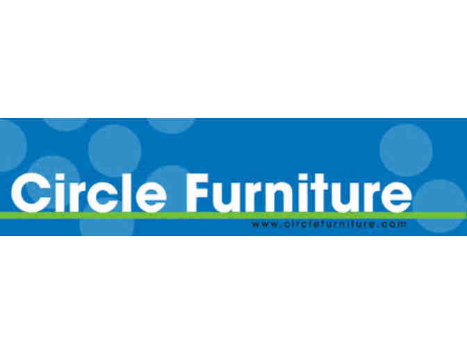 $50 gift card for Circle Furniture