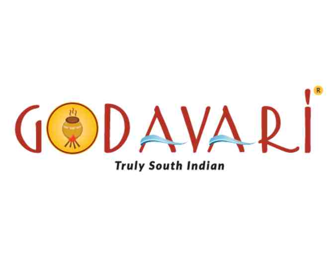 2 - $25 Gift Certificates to Godavari