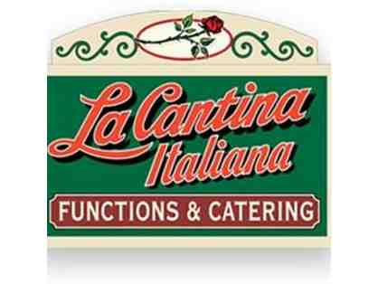 $25 Gift Certificate to La Cantina's Restaurant