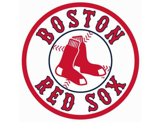 2 - Red Sox Tickets - Field Box 40 Row D Seats 1&2 - Photo 1