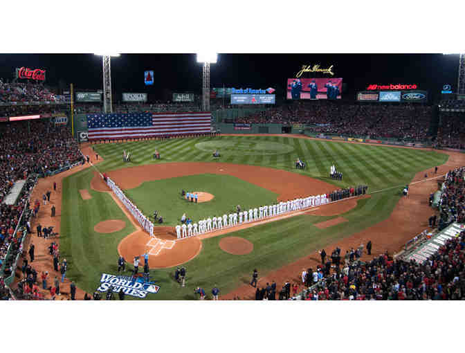 2 - Red Sox Tickets - Field Box 40 Row D Seats 1&2 - Photo 3