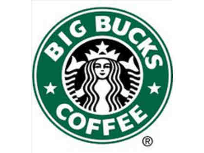 $30 (3 - $10) Gift Cards to Starbucks