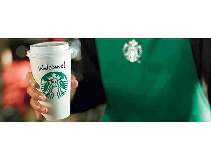 $30 (3 - $10) Gift Cards to Starbucks - Photo 2