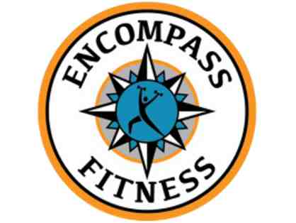1 Mo. membership Encompass Fitness and 3 - one hour training sessions