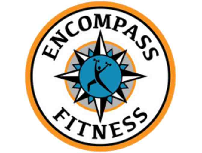 1 Mo. membership Encompass Fitness and 3 - one hour training sessions - Photo 1