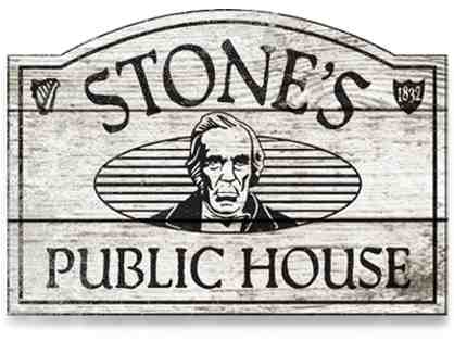 $25 Gift Card to Stone's Public House in Ashland
