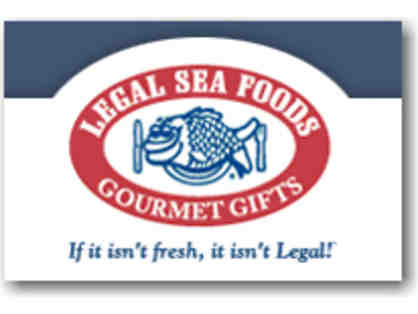 $50 Legal Seafood's Gift Certificate