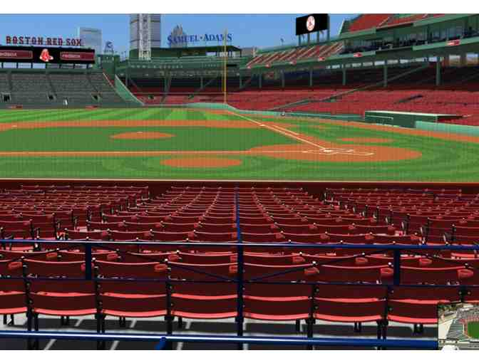 2 Red Sox Tickets - Loge Box 143