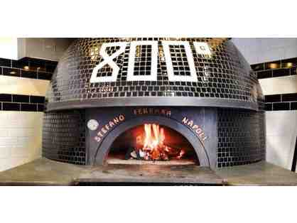 800 Degrees Pizzeria - $25 Gift Card #1