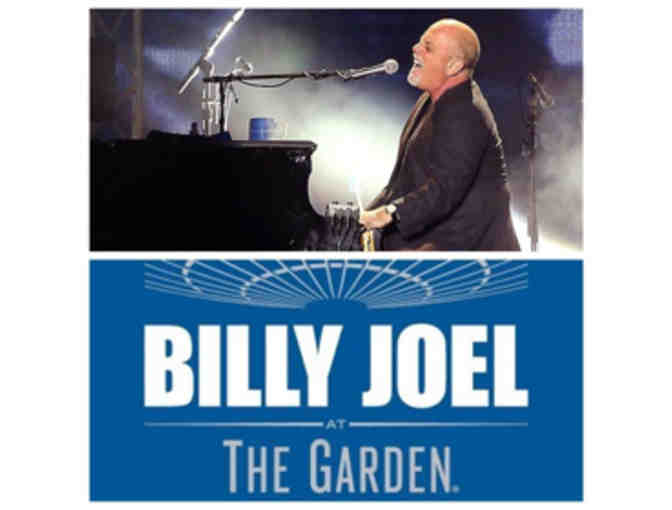 Billy Joel at The Garden - 2 Floor Seats #1* - Photo 1