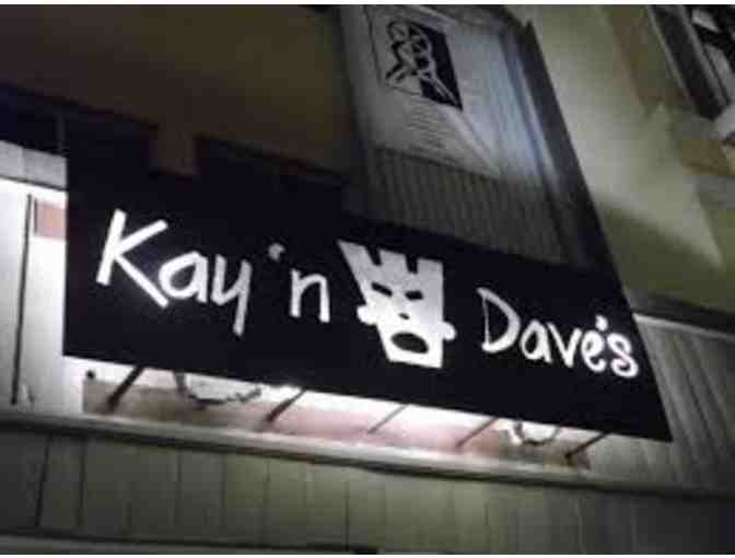 Kay 'n Dave's - $25 Gift Certificate - Photo 2