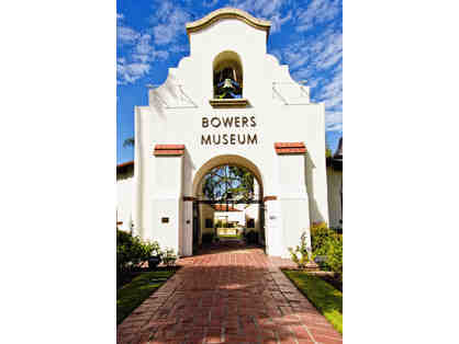 Bowers Museum - Two One-Day General Admission Passes