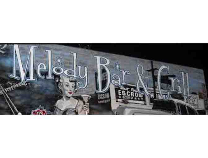 Melody Bar & Grill - $25 Gift Card #1 - Photo 2