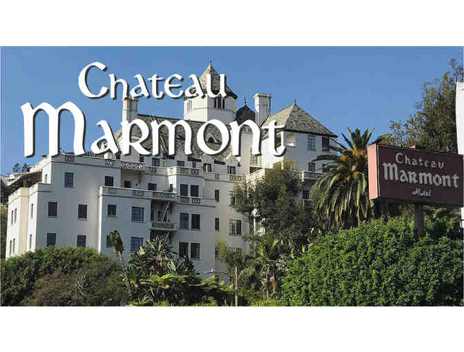 02 Night Getaway at Chateau Marmont in West Hollywood in One-Bedroom Suite