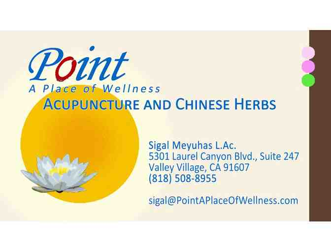 Acupuncture can help Acne, Anxiety, Asthma, Hormones, etc. (Valley Village)