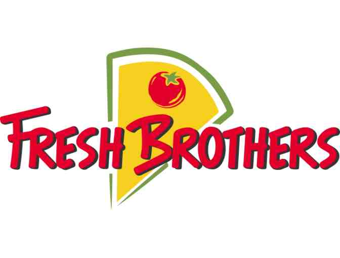 Fresh Brothers - $20 Gift Certificate