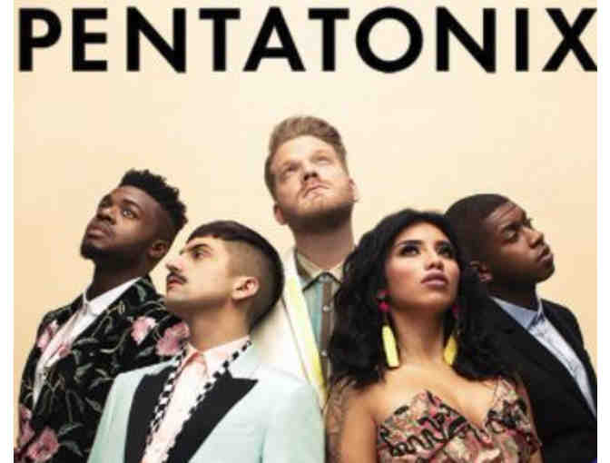4 Floor Tickets to the Pentatonix Concert at the Forum on May 16, 2019!