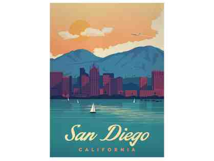 2-Nights in San Diego, California