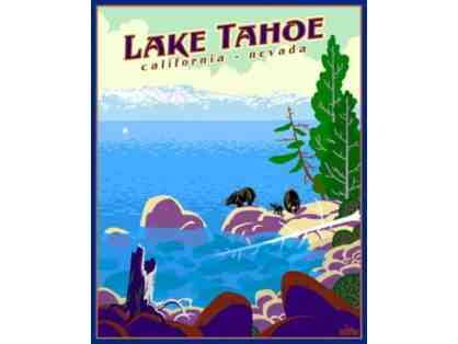 2-Nights in Lake Tahoe, Nevada