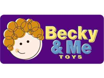 Becky & Me Toys - $50 Gift Certificate