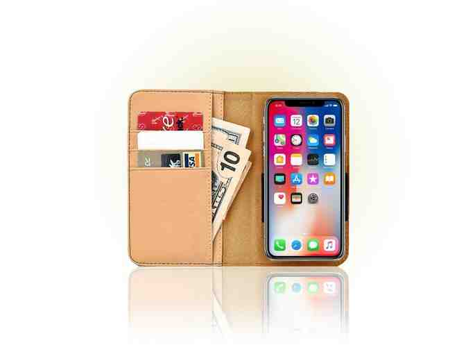 """The More People I Meet..."" RFID Wallet Phone Case for iPhone 6s Plus - Photo 2"