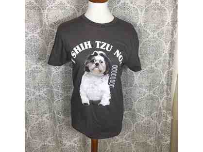 I Shih Tzu Not T-Shirt   size Small