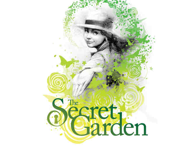 2 Tickets The Secret Garden at Denver Center for Performing Arts