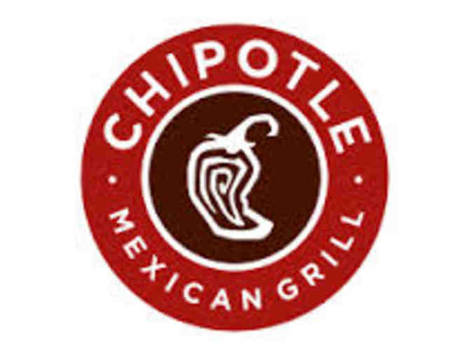 "Chipotle Mexican Grill: ""Dinner for Four"" Gift Card - Photo 1"