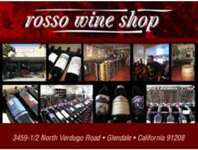 $100 Rosso Wine Shopping Experience! - Photo 1