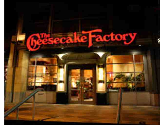 $100 Cheesecake Factory! - Photo 1