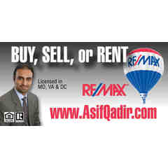 Asif Qadir, ReMax Premiere Selections