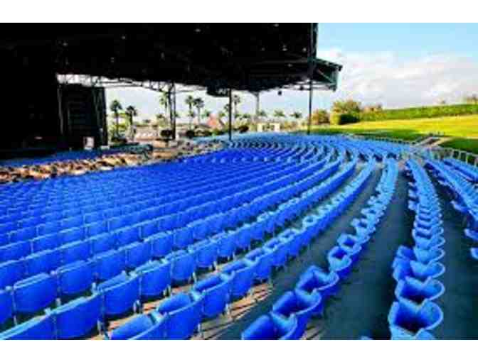 Coral Sky Amphitheatre - Two (2)  Lawn Seat Tickets - Photo 3