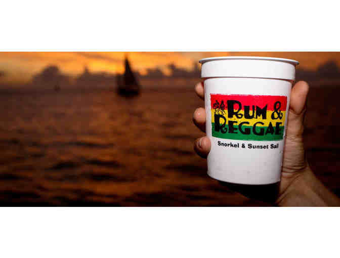 Fury Water Adventures - Key West, FL. - Rum & Reggae Snorkel/Sunset Combo for Two (2) - Photo 3