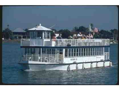 St. Augustine Scenic Cruise, Inc. - A Cruise for Two (2) People