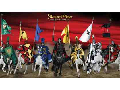 Medieval Times Dinner & Tournament - Kissimmee, FL. - Two (2) Tickets
