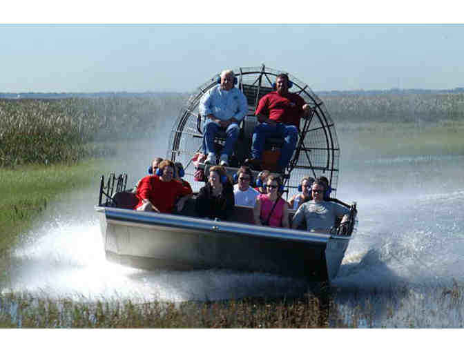 Boggy Creek Airboat Adventures - Kissimmee, FL. - Four (4) Tickets - Photo 2