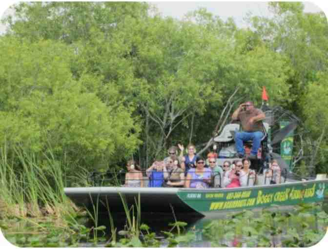 Boggy Creek Airboat Adventures - Kissimmee, FL. - Four (4) Tickets - Photo 5