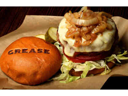 Grease Burger Bar - A $25 Gift Certificate
