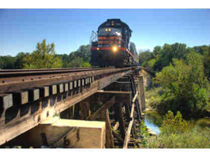 Austin Steam Train Association - A $100 Gift Certificate