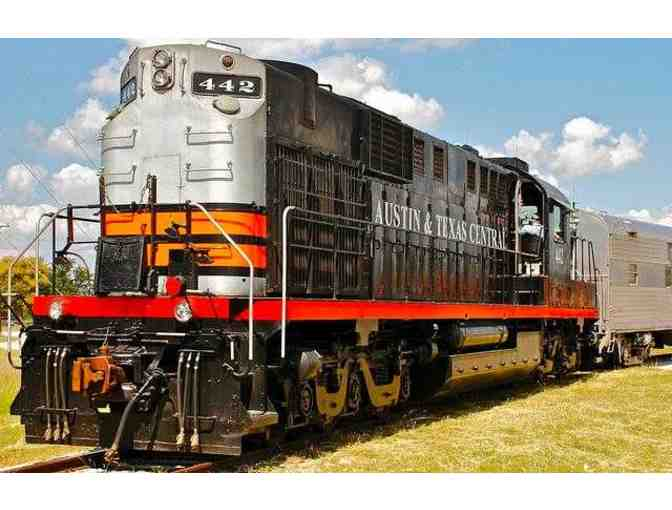 Austin Steam Train Association - A $100 Gift Certificate - Photo 2