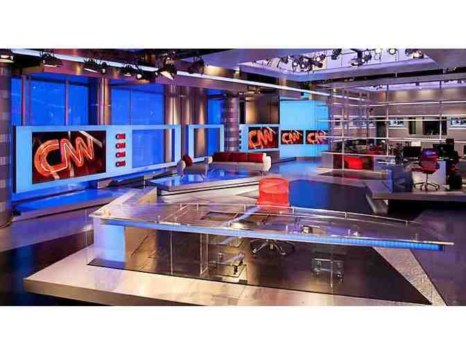 CNN Studio Tour - Four (4) admissions to the BEHIND THE SCENES TOUR - Photo 1