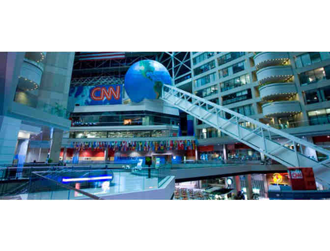 CNN Studio Tour - Four (4) admissions to the BEHIND THE SCENES TOUR - Photo 2
