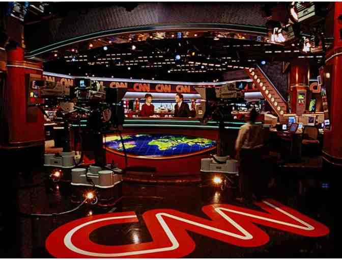 CNN Studio Tour - Four (4) admissions to the BEHIND THE SCENES TOUR - Photo 3