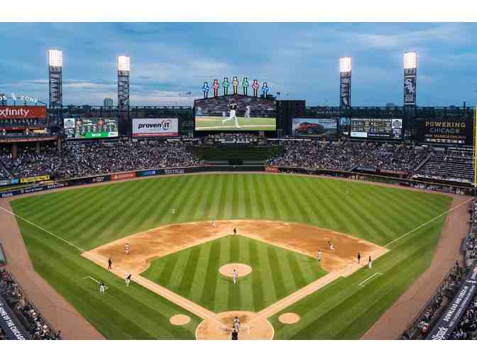 Chicago White Sox Stadium Package - Photo 1