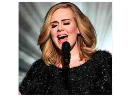 ADELE!  Live in Miami + 2-Night Hotel Stay for 2