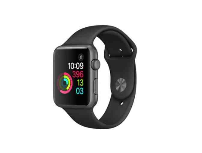 Apple Watch Series 1 Aluminum Case with Sport Band - Photo 1