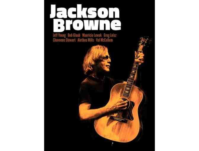 2 Tickets to Jackson Browne - May 15, 2018 - Photo 1