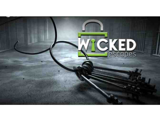 12 Person Gift Card to Wicked Escapes - Saugus MA - Photo 1